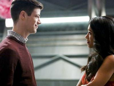 Grant Gustin Has A Few Wedding-Day Jitters for The Flash