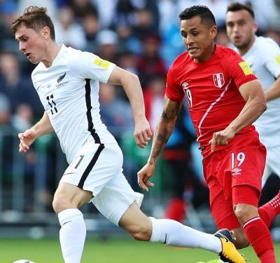 New Zealand 0 Peru 0: All Whites battle to draw in World Cup play-off