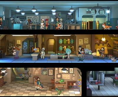 Fallout Shelter available now for Nintendo Switch and PS4