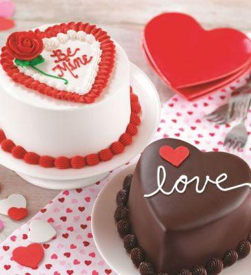 Love is in the Air at Baskin-Robbins with New Lineup of Sweet Treats for Valentine's Day