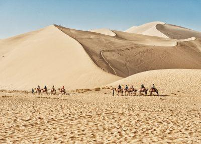 Go Beyond Beijing: China's Famed Silk Road Is A Great Adventure