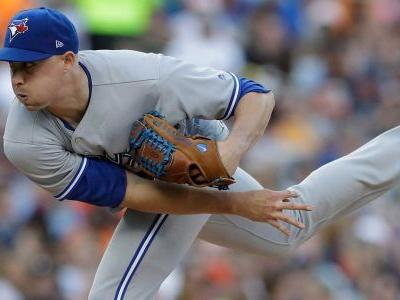 Walker: Blue Jays expect Sanchez's ligament to heal in 4-6 weeks