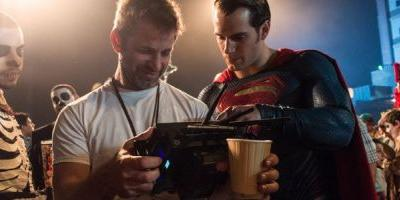 Zack Snyder's Influence on DC Films Will Be Significantly Smaller Moving Forward