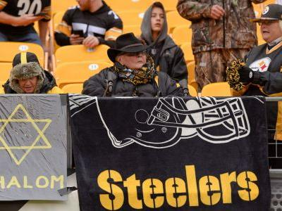 Steelers defeat Browns 33-18; moment of silence held for Squirrel Hill synagogue shooting victims before game