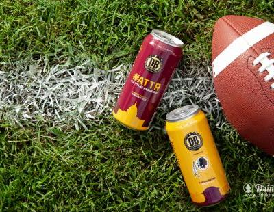 The Washington Redskins Announce Team's New Ale
