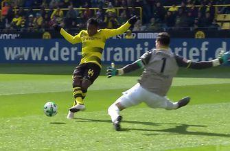 Borussia Dortmund vs. Hannover 96 | 2017-18 Bundesliga Highlights