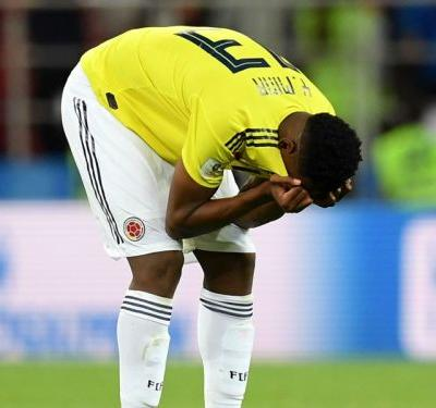 Shootout loss to England 'a tremendous blow' for Colombia's Mina