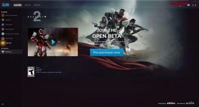 The Destiny 2 PC beta is just under two weeks away which means it's time to download the Blizzard desktop app and create an account