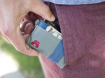 One Of Our Readers' Favorite Wallets Is Just $10 Today, In A Ton of Different Colors