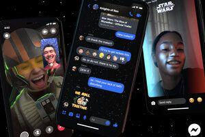 Facebook and Disney bring Star Wars: The Rise of Skywalker to Messenger