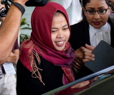 Indonesian woman freed 2 years after Kim Jong Nam's VX death