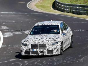 2020 BMW M3 Spied Testing At Nurburgring Expected Launch In Mid-2020