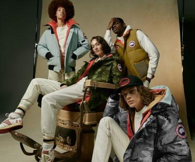 Canada Goose and RHUDE Celebrate NBA All-Star Weekend With New Outerwear Capsule