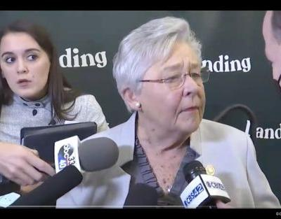 WATCH: Clearly Frustrated Alabama Gov. Says 'It's Time to Start Blaming the Unvaccinated Folks' as Covid Cases Rise in Her State