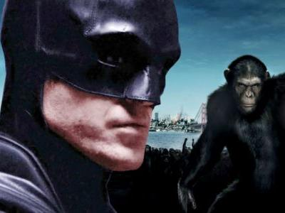 How The Batman Connects to Planet of the Apes According to Director Matt Reeves
