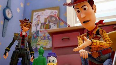 The world of 'Toy Story' is coming to 'Kingdom Hearts 3'