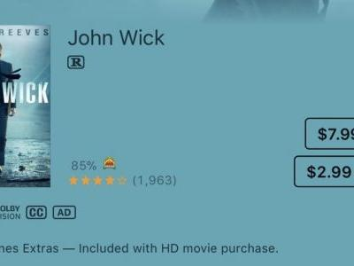 4K HDR Content Rolling Out on iTunes Ahead of Apple TV 4K Launch