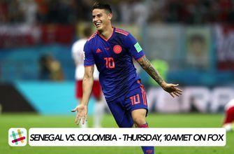 Why Colombia will get a vital 3 points against Senegal