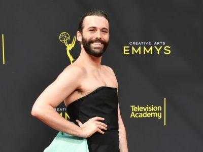 Jonathan Van Ness and Sydney Sweeney Top Our Best-Dressed List From the 2019 Creative Arts Emmy Awards