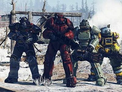 How to Remove Stuck Power Armor in Fallout 76