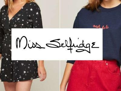 10 of the best items under £20 in the Miss Selfridge Black Friday sale