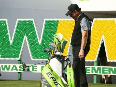 Phil Mickelson's 30th Phoenix Open is one to forget after missing cut