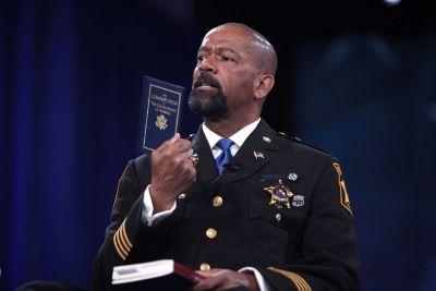 DHS hopeful Clarke denies plagiarism in master's thesis