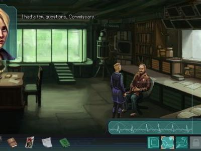 Whispers of a Machine is an awesome sci-fi noir adventure out now on Android