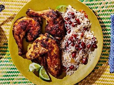The Best Jamaican Jerk Chicken