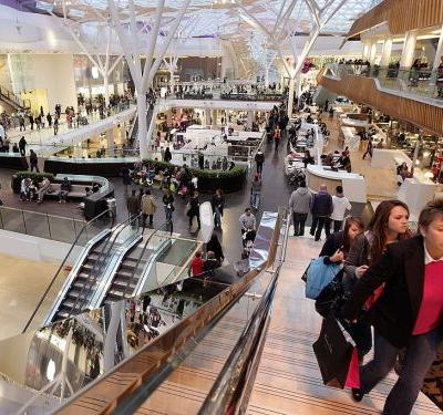 Mall operator Taubman Centers surges 54% as rival Simon agrees to a $3.6 billion acquisition
