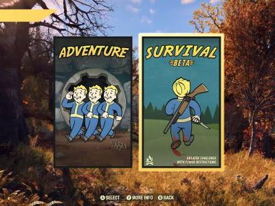 Fallout 76 is getting PvE content in March alongside PvP Survival mode