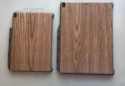 Alleged 10.5-inch And 12.9-inch iPad Pro Cases Revealed