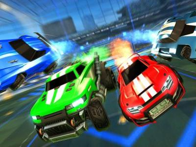 Finally, you can play with cross-platform friends in Rocket League