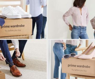 Amazon's clothing try-on service opens up to all Prime subscribers today