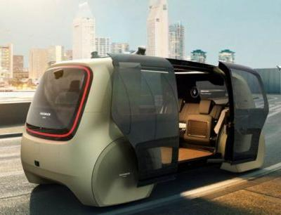 Volkswagen and Hyundai Entrust Startup with Their Autonomous Aspirations