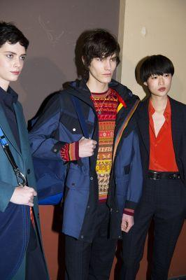 Paul Smith Shows His Very First Co-Ed Show In Paris