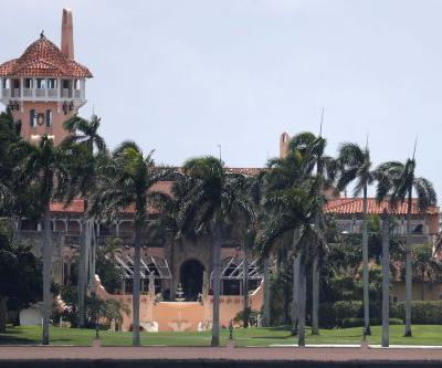 SUV breaches Mar-a-lago security; 2 in custody after chase
