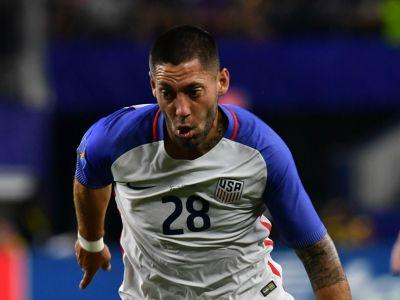 Clint Dempsey ties U.S. national team goal record