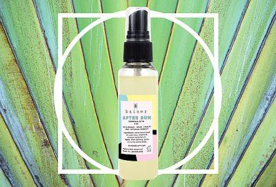 This Watermelon Seed Oil Product Helps to Soothe Summer's Biggest Skin Problems