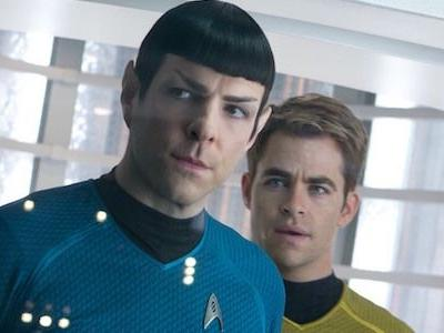 Would Quentin Tarantino Really Make A Star Trek Movie? Here's What He Said