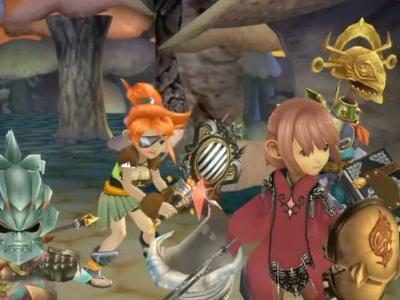 Final Fantasy Crystal Chronicles Remastered will not support offline multiplayer