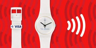 Apple takes Swatch to court over its use of 'Tick Different' slogan for NFC-enabled watch