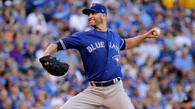 Report: Brewers in on J.A. Happ, but trade 'highly unlikely'