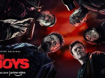 Comic-Con: The Boys Renewed for Second Season!
