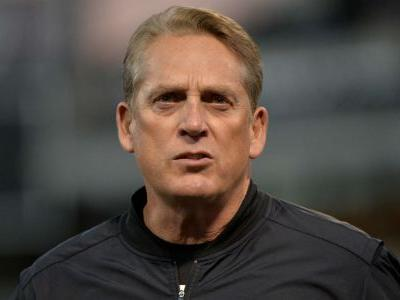 Jack Del Rio is leading candidate for Giants DC, report says