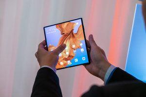 The Huawei Mate X won't be delayed like the Galaxy Fold