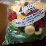 2 Reasons to Make Smoothie Freezer Packs