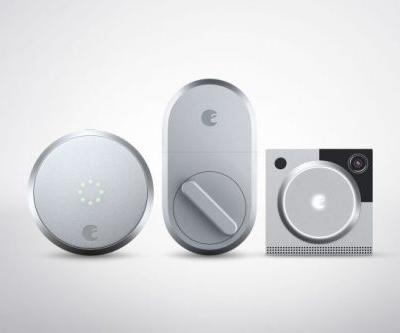 August announces new smart locks and a smart doorbell