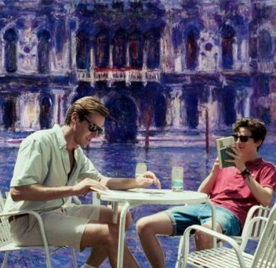 Call Me By Monet is the Instagram account turning the film into fine art