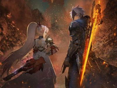 Tales Of Arise Footage Pops Up In Bandai Namco Promotional Video